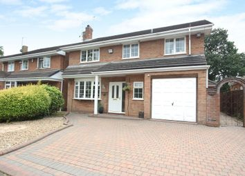 Thumbnail 5 bed detached house for sale in Kenilworth Road, Balsall Common, Coventry