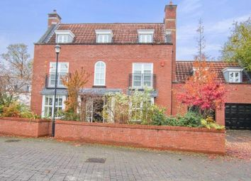 Thumbnail 5 bedroom detached house for sale in Royal Victoria Park, Bristol
