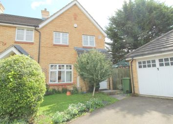 Thumbnail 3 bed end terrace house for sale in St. Patricks Court, Brockworth, Gloucester