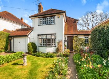 Thumbnail 4 bedroom detached house for sale in Hurstfield Drive, Taplow, Maidenhead