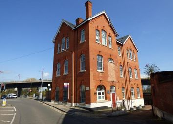 Thumbnail 1 bed flat for sale in Amber House, Railway Terrace, Derby, Derbyshire