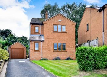Thumbnail 3 bed detached house for sale in Hathersage Rise, Ravenshead, Nottingham, Nottinghamshire