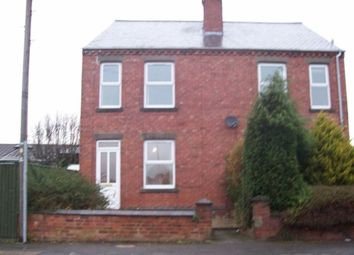Thumbnail Property to rent in The Delves, Alfreton, Derbyshire