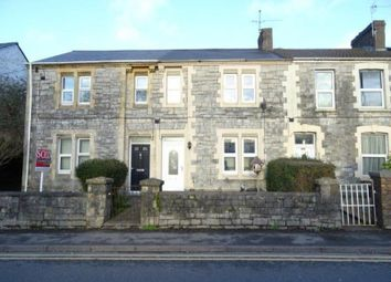 Thumbnail 2 bed terraced house for sale in Cowbridge Road, Bridgend
