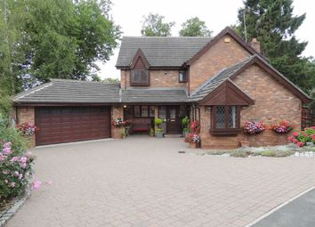 Thumbnail 4 bed detached house for sale in Clement Road, Marple Bridge, Stockport