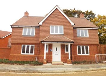 Thumbnail 5 bedroom detached house for sale in Burseldon, Southampton, Hampshire