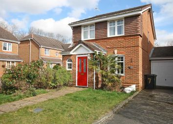 Thumbnail 3 bed detached house for sale in Westlees Close, North Holmwood, Dorking