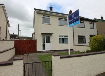 Thumbnail 3 bedroom semi-detached house for sale in Knockleigh Drive, Greenisland, Carrickfergus