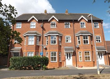 Thumbnail 3 bedroom town house for sale in Wood End, Evesham