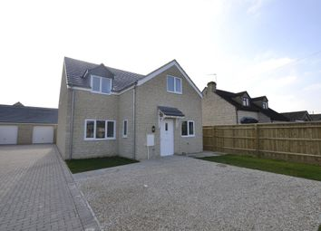 Thumbnail 4 bed detached house for sale in Alvescot Road, Carterton, Oxfordshire