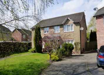 Thumbnail 3 bed semi-detached house for sale in Burreed Close, St. Mellons, Cardiff