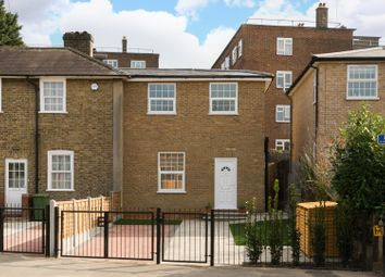 Thumbnail 2 bedroom end terrace house for sale in Campshill Road, London