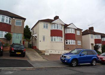 Thumbnail 3 bed semi-detached house for sale in Edendale Road, Barnehurst, Kent