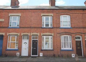 Thumbnail 2 bed terraced house for sale in Irlam Street, Wigston