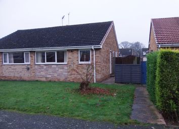 Thumbnail 2 bed semi-detached bungalow to rent in Harfry Walk, Goole
