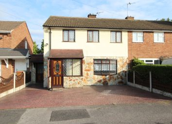 3 bed semi-detached house for sale in Sandwell Place, Willenhall, West Midlands WV12