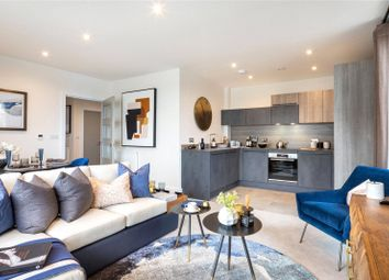 Thumbnail 1 bed flat for sale in Longwater Avenue, Reading, Berkshire