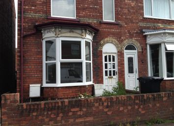Thumbnail 1 bed flat to rent in Grey Street, Gainsborough