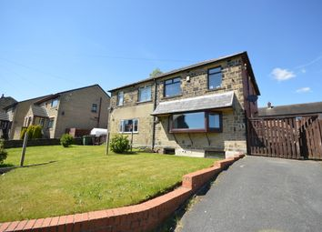 Thumbnail 3 bedroom semi-detached house for sale in Helme Lane, Meltham, Holmfirth