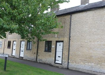 Thumbnail 1 bedroom terraced house to rent in Main Street, Ailsworth, Peterborough