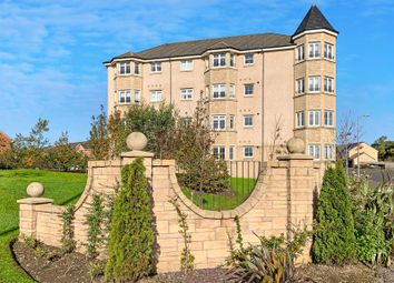 Thumbnail 1 bed flat for sale in Cambridge Crescent, Airdrie