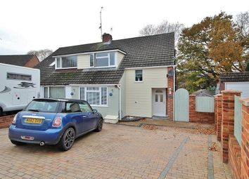 Thumbnail 3 bed semi-detached house for sale in Roundway, Waterlooville