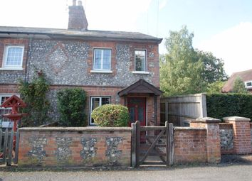 Thumbnail 3 bed cottage to rent in Appleshaw, Andover