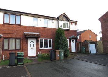 Thumbnail 2 bed terraced house for sale in Princess Way, Darlaston, Wednesbury