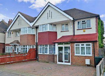 Thumbnail 5 bed semi-detached house for sale in Jemmett Road, Ashford, Kent