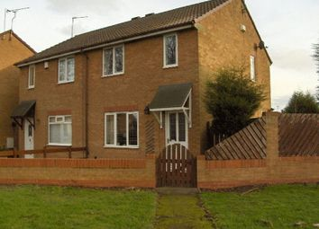 Thumbnail 3 bed semi-detached house to rent in St Margarets Court, Shannon Road, Hull