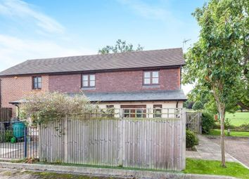 Thumbnail 1 bed end terrace house for sale in Hampers Green, Petworth, West Sussex