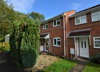 Thumbnail 3 bed terraced house to rent in Webb Close, Bagshot