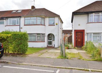 Thumbnail 3 bed end terrace house for sale in Lancaster Avenue, Farnham Royal, Slough