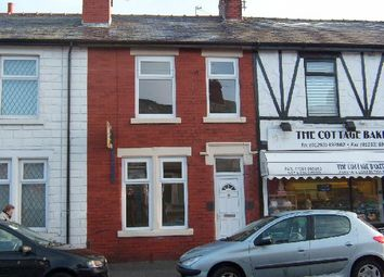 Thumbnail 2 bedroom terraced house to rent in Hawes Side Lane, Blackpool
