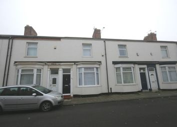 Thumbnail 2 bedroom terraced house to rent in Mellor Street, Stockton-On-Tees
