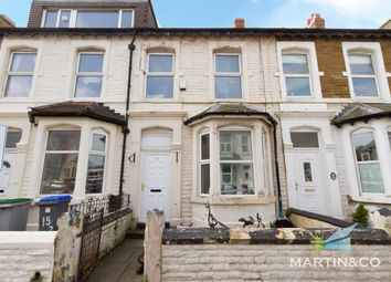 Thumbnail 5 bed terraced house for sale in Wolsley Road, Blackpool, Lancashire