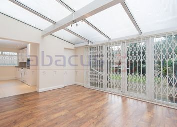 Thumbnail 3 bedroom flat to rent in A, Aberdare Gardens, South Hampstead