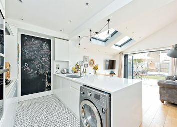 Thumbnail 3 bedroom terraced house for sale in Miller Road, Colliers Wood, London