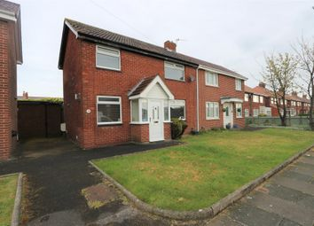 Thumbnail 2 bed semi-detached house to rent in Lostock Gardens, Blackpool