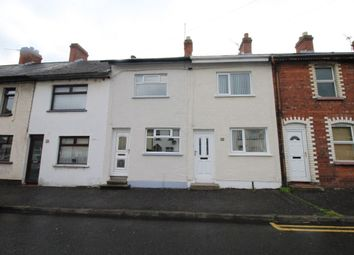 Thumbnail 2 bed terraced house to rent in Grand Street, Lisburn