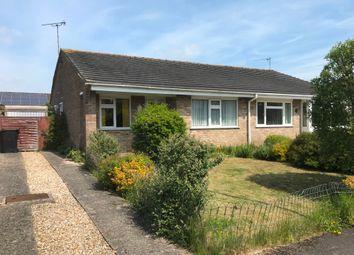 Thumbnail 2 bed semi-detached bungalow for sale in Lammas Close, Gillingham