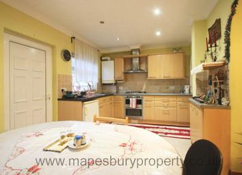 Thumbnail 4 bedroom terraced house to rent in Warren Road, Neasden