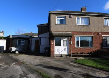 Thumbnail 4 bed semi-detached house for sale in Belmont Rise, Low Moor, Bradford