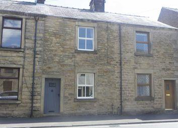 Thumbnail 2 bedroom terraced house to rent in Derby Road, Longridge, Preston