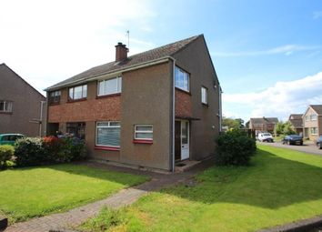 Thumbnail 3 bed semi-detached house for sale in Kilspindie Crescent, Kirkcaldy, Fife
