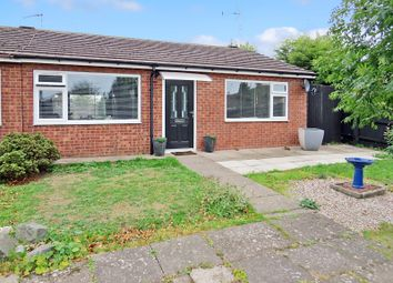Thumbnail 2 bed terraced bungalow for sale in Borrowdale Close, Radford, Coventry