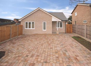 Thumbnail 2 bed bungalow for sale in Jowitt Avenue, Kempston, Bedford