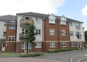 Thumbnail 2 bed flat for sale in Camborne Close, Bishopstoke, Hampshire