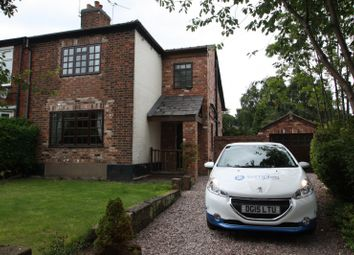 Thumbnail 3 bed property to rent in Chapel Lane, Moulton, Northwich