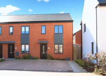 Thumbnail 2 bed end terrace house for sale in Cheshires Way, Telford